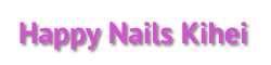 Happy Nails Kihei Logo
